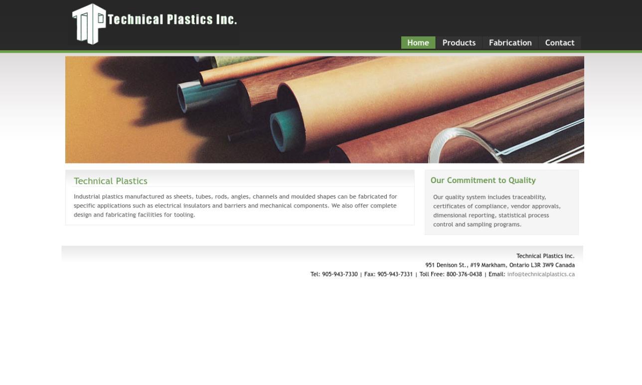 More Plastic Fabrication Company Listings