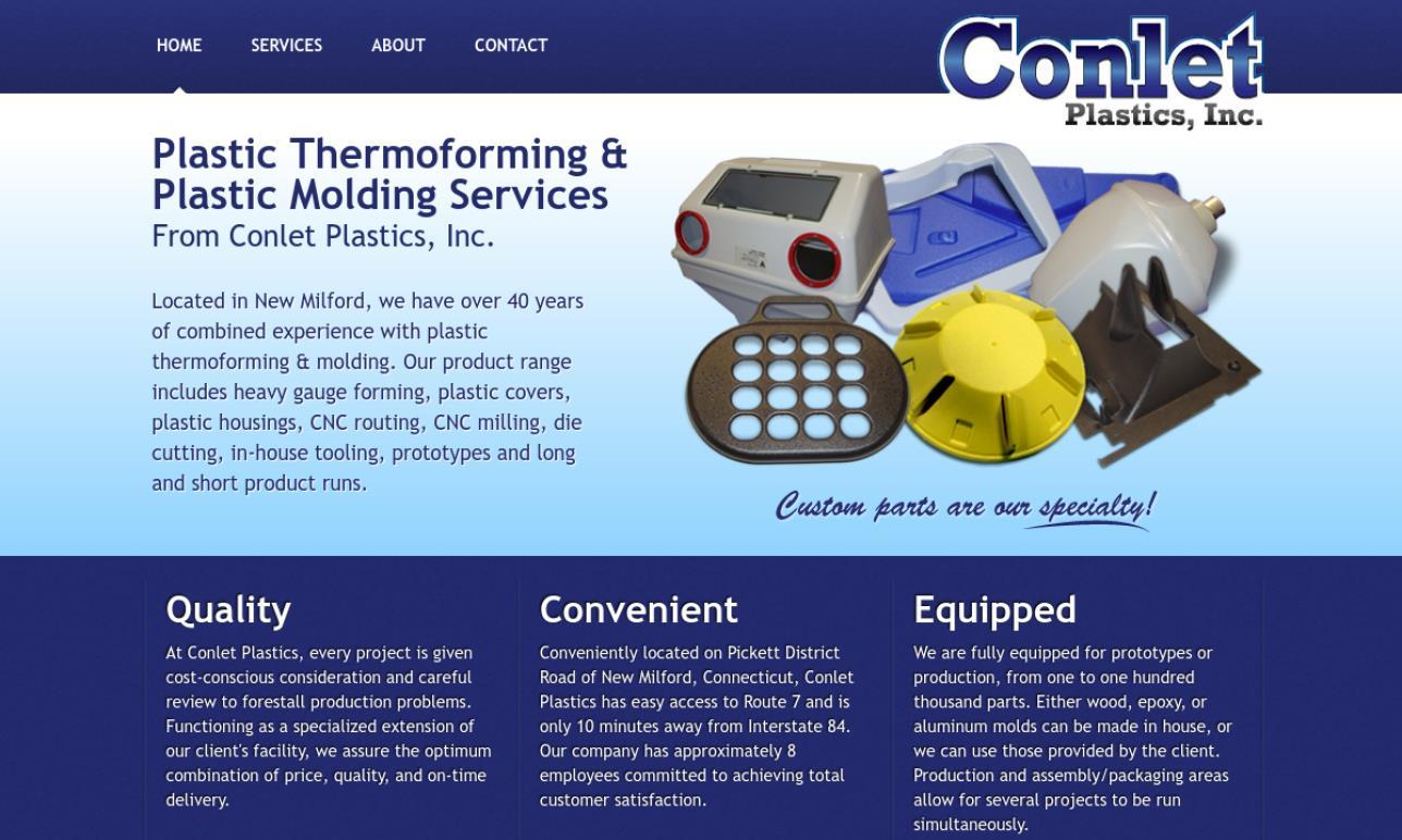 Conlet Plastics, Inc.