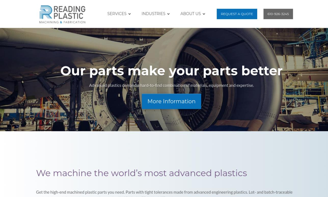 Reading Plastic Fabricators