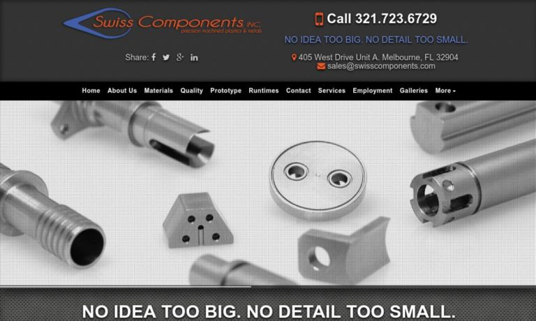 Swiss Components, Inc.