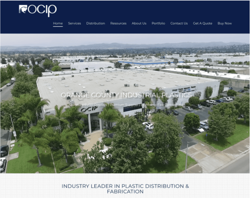 Orange County Industrial Plastics